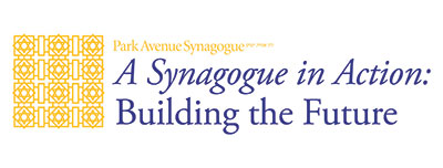 Capital Campaign logo - A Synagogue in Action: Building the Future