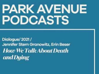 How we Talk about Death and Dying